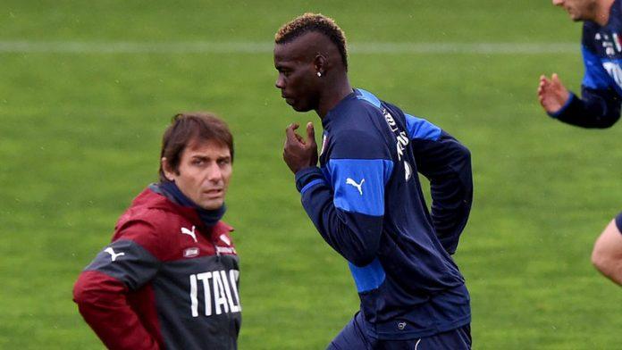 Mario Balotelli Injury