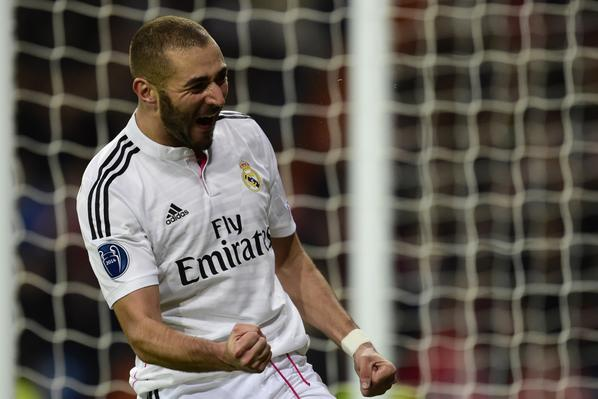 Benzema has been a transfer target for Arsenal