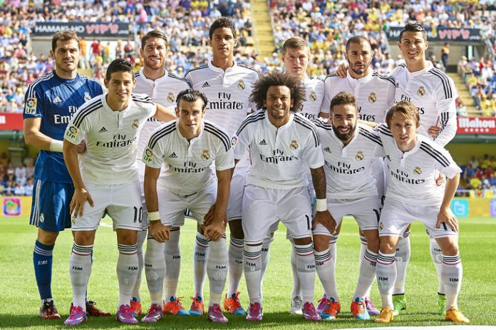 Real Madrid team news