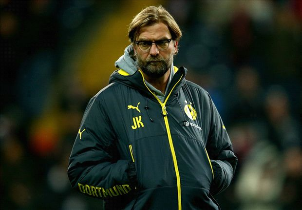 Klopp has looked on as his Dortmund side have faltered domestically and dramatically