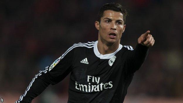 Ronaldo vs Hazard