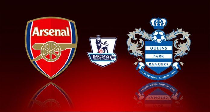 Arsenal vs QPR highlights
