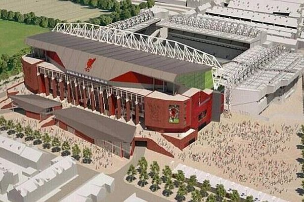 Anfield stadium expansion plans