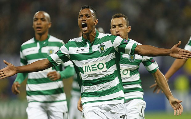 Nani Sporting Footballer of The year
