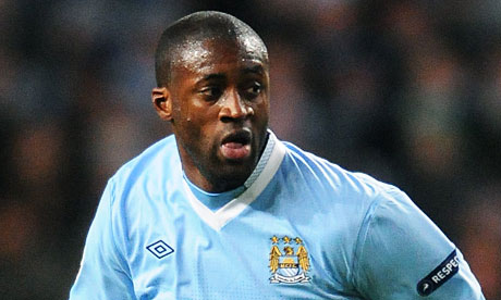 Yaya Toure transfer