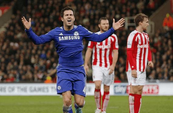 Stoke City vs. Chelsea observations