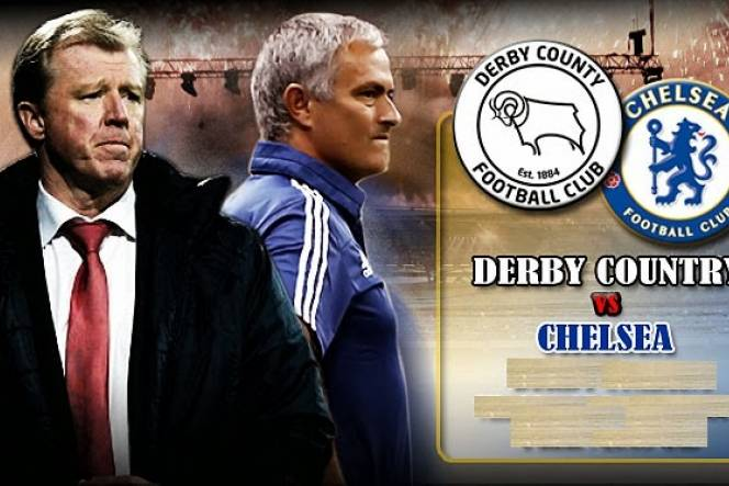 Derby County vs Chelsea goals highlights