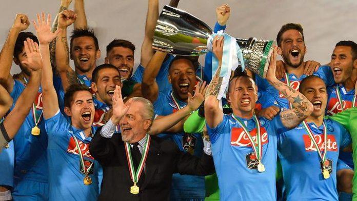 QATAR SOCCER ITALIAN SUPER CUP