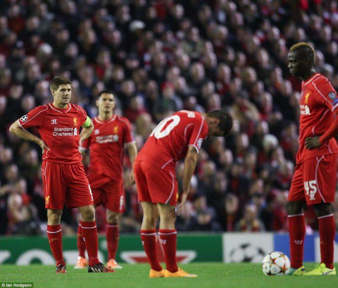 Liverpool Fixture