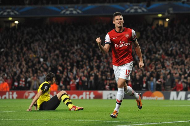 Arsenals-Olivier