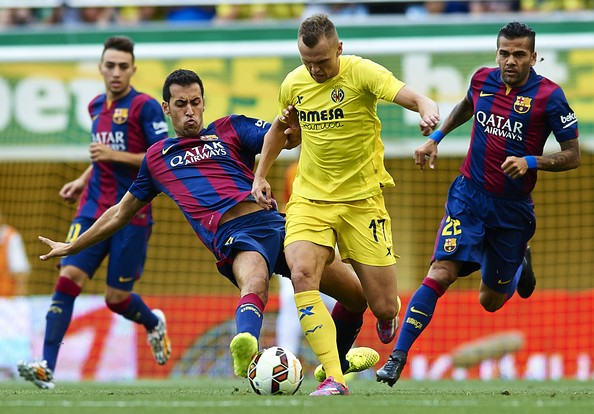 Denis+Cheryshev+Villarreal+CF+v+FC+Barcelona+8sRRJAqz4Gll