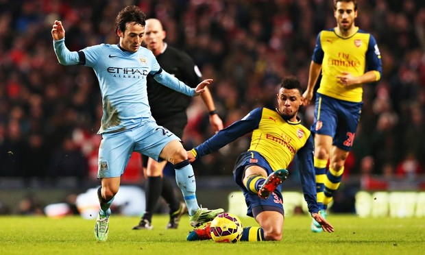 Francis Coquelin showed Arsenal fans what he is capable of with a fantastic perfomance