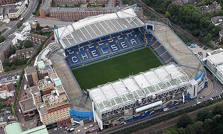 Stamford Bridge expansion