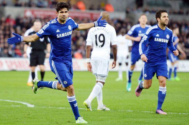 Swansea-v-Chelsea