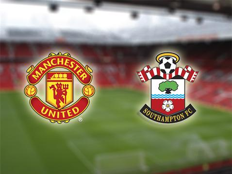 Manchester United vs Southampton stats