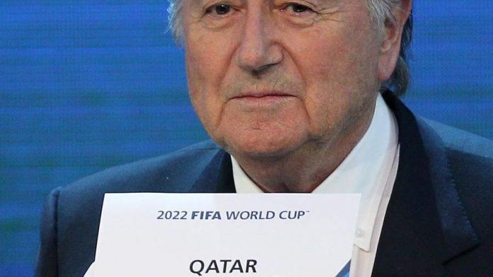 Sepp Blatter - Qatar