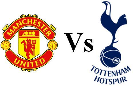 Live Commentary: Manchester United vs Tottenham