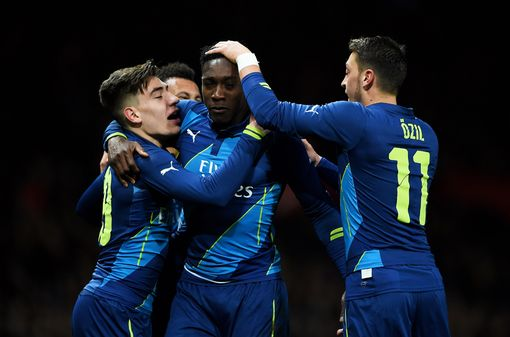Manchester-United-v-Arsenal-FA-Cup-Quarter-Final (1)