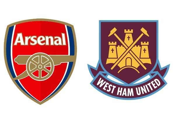 Arsenal vs West Ham Live