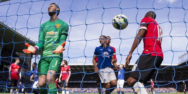 David De Gea confident about Manchester United exit