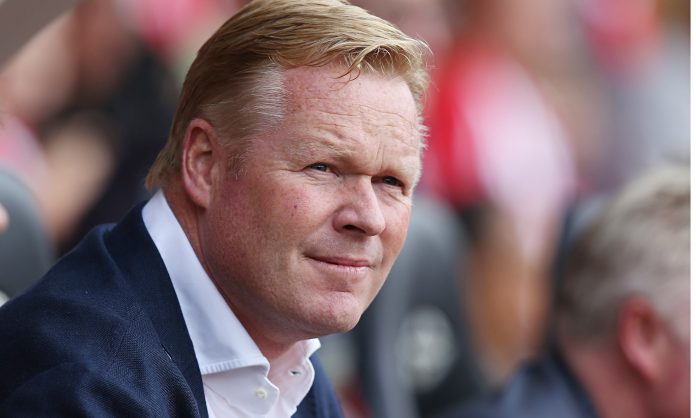 Ronald Koeman has been impressed with what he has seen of his players in pre-season.
