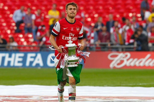 Aaron Ramsey Arsenal: Wenger was the reason he snubbed Manchester United