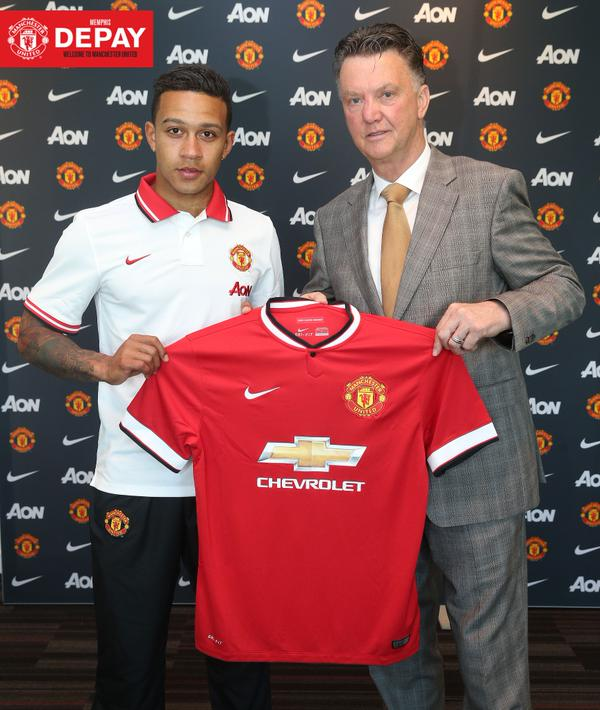 Manchester-United-Memphis-Depay