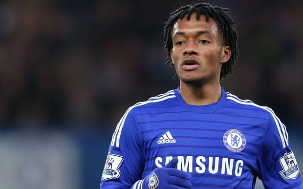 Chelsea transfer: Cuadrado is a wanted man in Italy