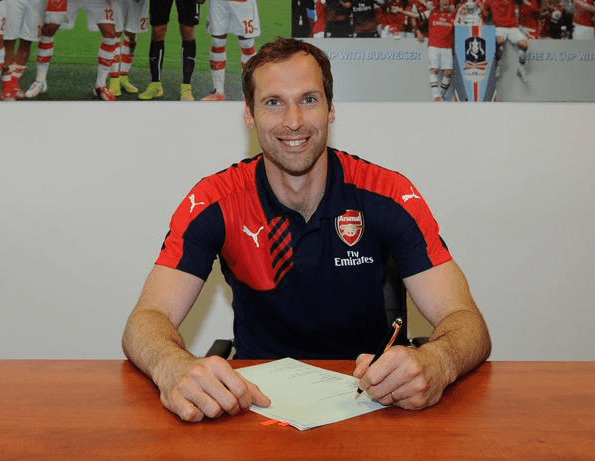 Petr Cech transfer