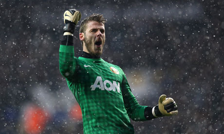 Manchester United have agreed a deal to sell De Gea to Real Madrid
