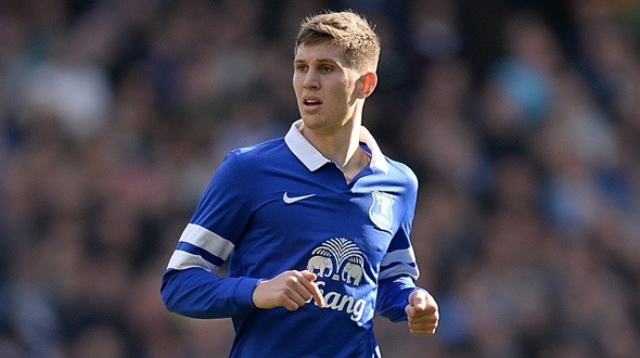 John Stones closing in on 40 million pound Chelsea move