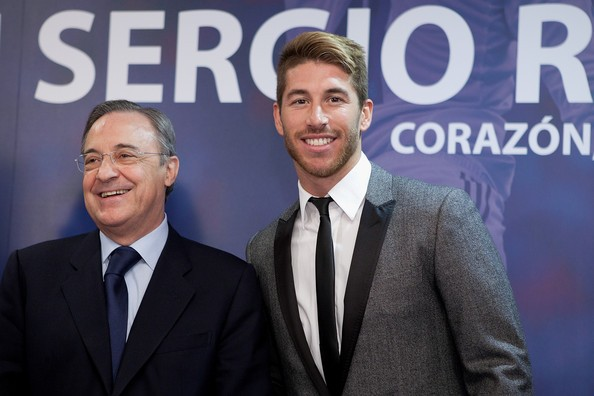 Sergio Ramos transfer