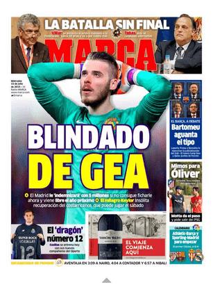 David De Gea transfer