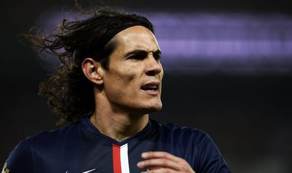 Edinson Cavani wants a prominent role and is willing to leave PSG