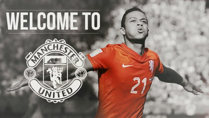 Memphis Depay S His Squad Number At Manchester United