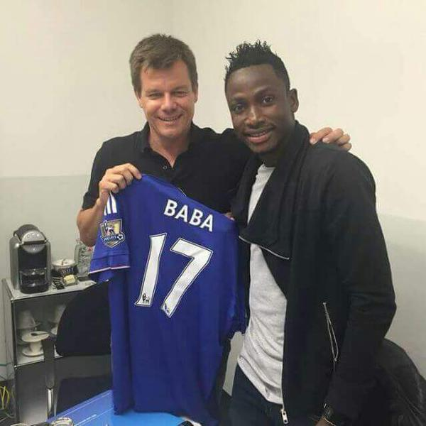 Chelsea completed the signing of Baba from Augsburg