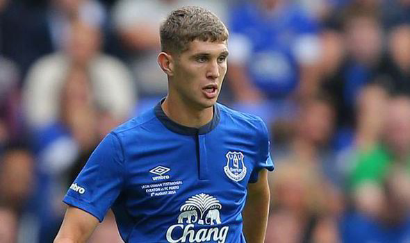 Everton rejects £30m Chelsea bid for John Stones