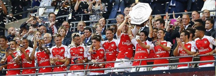 arsenal vs chelsea highlights 2015 community shield