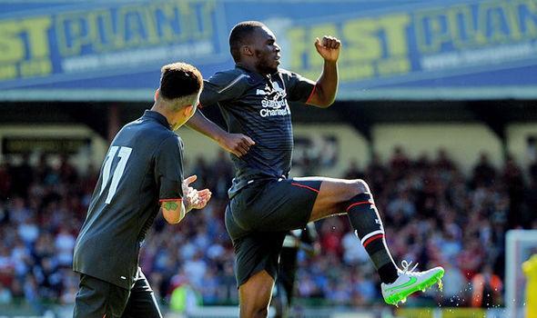 Stoke City vs Liverpool team news
