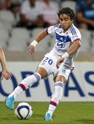 Rafael makes his debut with Lyon