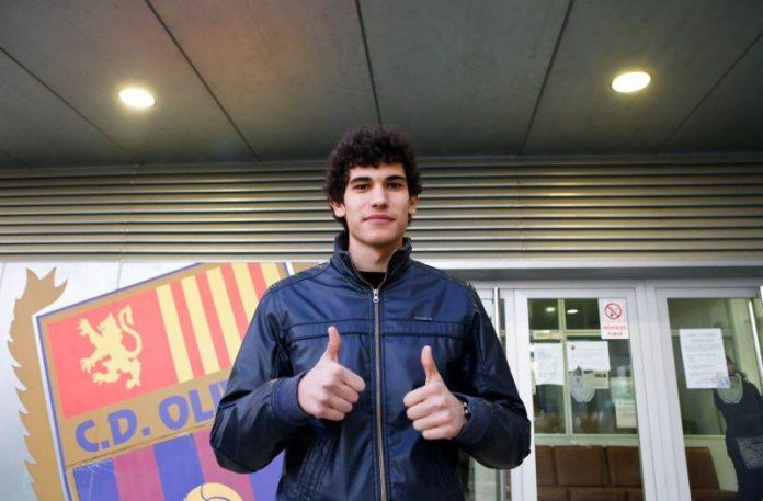 2015/16 La Liga: Vallejo is one of the best young defenders in La Liga