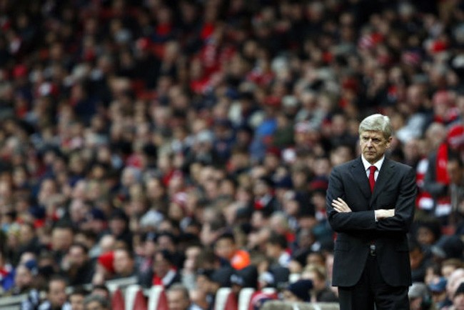 Arsene Wenger - Nifty or just plain thrifty?