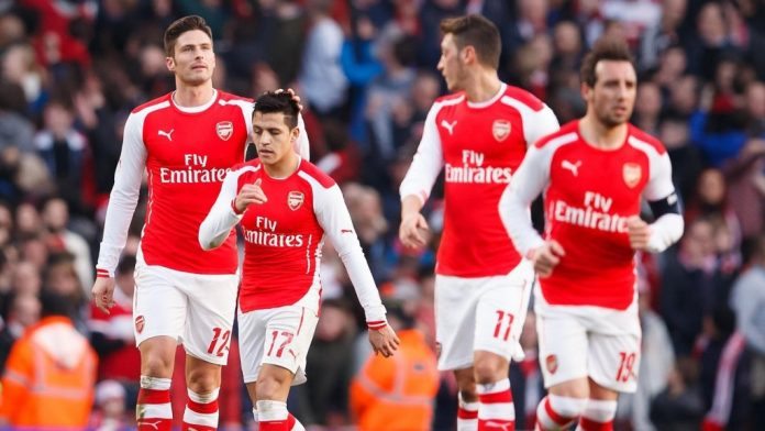 Arsenal's star-studded midfield has the potential to rip apart any defensive unit.