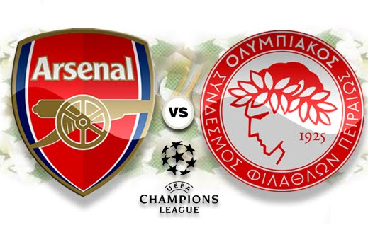 Arsenal-vs-Olympiakos-en-VIVO