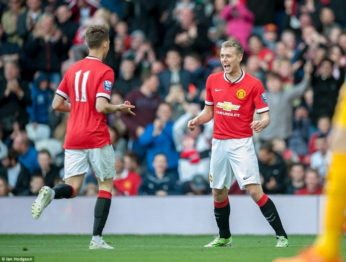 Adnan Januzaj-James Wilson