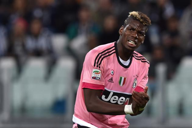 Pogba Frustrated