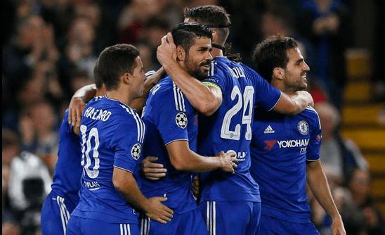 Chelsea vs Maccabi Tel-Aviv, Champions League 2015