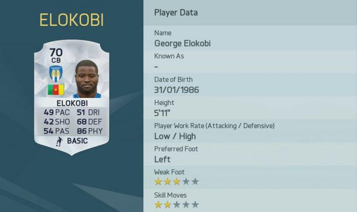 FIFA 16: Elokobi