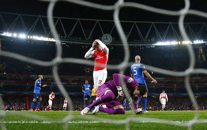 Arsenal were put to the sword on a dismal night at the Emirates.