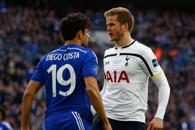 Spurs' youngster Eric Dier has helped give the team a new-look defensive solidity this season